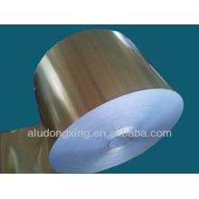 Conditionnement de l'air conditionné stock feuille d'aluminium