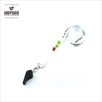 Günstige Preis Custom Whistle Lanyard mit hoher Qualität für Verkauf Lanyard