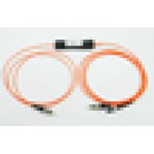 1 * 2 FBT Diviseurs de fibre optique fc à fc sma, coupleur 1x2 fbt pour FTTH, LAN, PON et CATV optique
