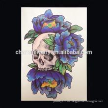 OEM Venta al por mayor brazalete de tatuaje de color brazo bandas tatuaje brazo fantasma W-1016