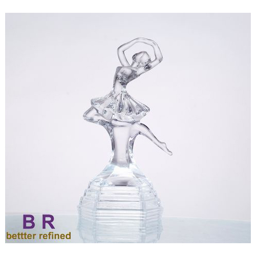 Glass Dancer For Wedding Gifthome Decor