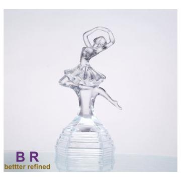 Hand Made Glass Dancer For Wedding Gift/Home Decor