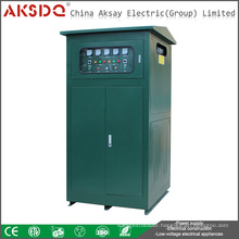 Hot SBW 600KVA Three Phase Power Supply Servo Motor Type 600KVA Automatic Voltage Stabilizer