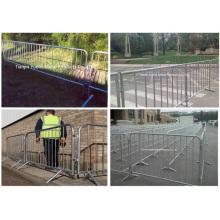 Изготовление заградительных барьеров