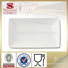 China tableware manufacturers happy birthday french ceramic plate