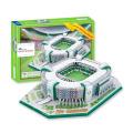 Материал бумаги 106PCS Стадион Детские игрушки 3D-головоломка 10173061