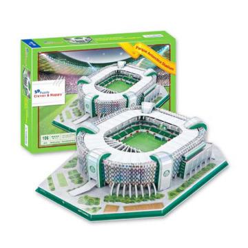 Matériel de papier 106PCS Stadium Kids Toy 3D Puzzle Game 10173061