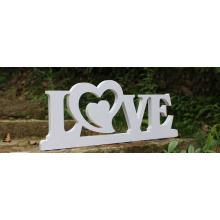 Schöne Holz Buchstaben Home Dekoration