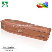 Caixão tradicional Europeu de fornecedor chinês venda direta