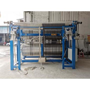 Zipper Tape Iron Finishing Machine