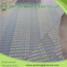 La madera contrachapada negra de la película negra del precio bajo de Linyi en venta caliente
