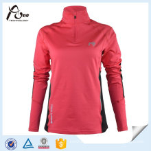 Custom Sports Wear Women Polo Shirts with Long Sleeve