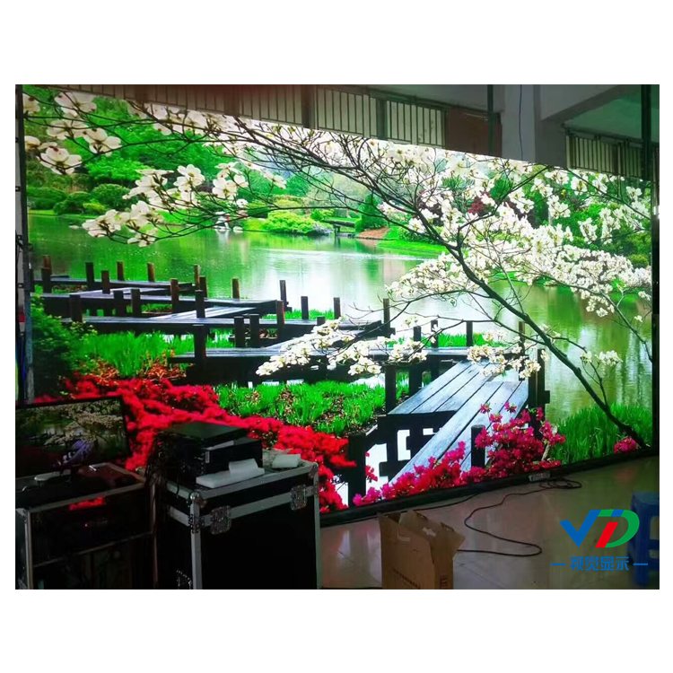 Hd Led Video Wall Pitch