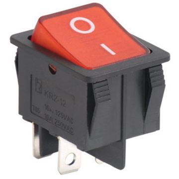 Illuminated Rocker Switch ON OFF