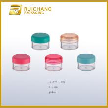 20G plastic cream jar