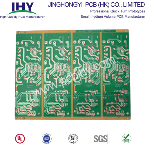 PCB simple face OSP