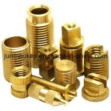 Cobre a presión el componente de maquinaria de fundición