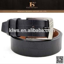 Hot Novos produtos 2016 black New Genuine Pu Belt