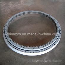 Zys Material 42CrMo Grúa Excavadora Spading Uso Rodamiento de giro 013.30.500