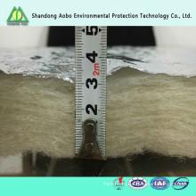 100% шерсть ватин матрас с алюминием для матраса