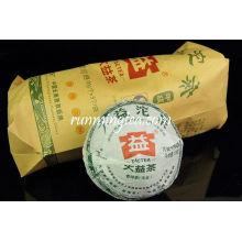 """2010 Dayi """"Jia Ji"""" Raw Pu Er Tuo (001 lot) Pu'er Tea, 100g / tuo"""