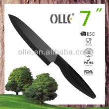 7'' Best Selling Zirconia Kitchen Cutting Knife