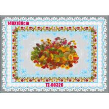 Neue unabhängige Design PVC Transparent Tischdecke Hochzeit / Party / Home