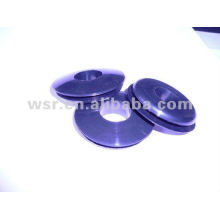 various sizes of rubber grommets