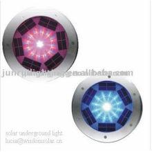 Nuevo estilo!!! IP65 Impermeable LED de iluminación al aire libre Mini LED Solar subterráneo