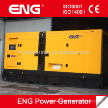 doosan 400kva silent generator with original Korea Doosan engine P158LE