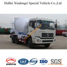 Camión mezclador concreto de 10cbm Dongfeng Euro3