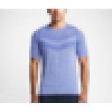 Fabrik direkt Großhandel gute Qualität nahtlose laufenden T-Shirt