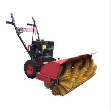 Small snowplow factory direct household hand push snowplow gasoline snowplow