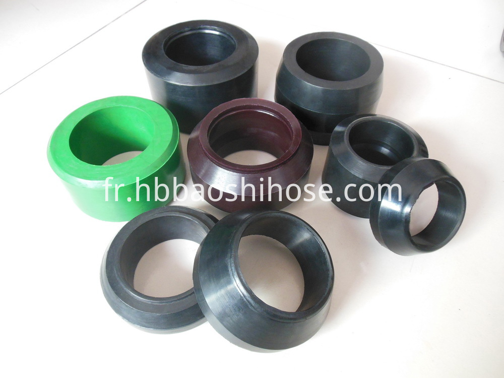 Moulding Packer Rubber Drum