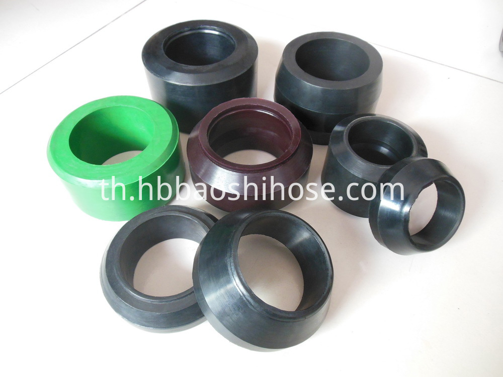 Oil Well Rubber Packer Sleeve