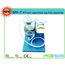DFX-JA Dispositif d'aspiration de flegme à pédale