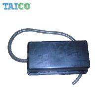 ip67 waterproof plastic solar battery underground storage box