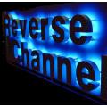 Высокое качество Docration Светодиодные канала письмо с подсветкой