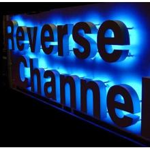 High Quality Back Lit Docration LED Channel Letter