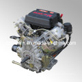 Air-Cooled Two Cylinder Diesel Engine with Fuel Tank (2V86F)