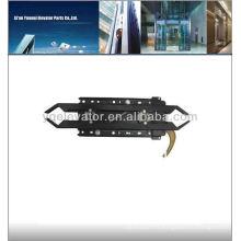 Composant du couteau de porte d'ascenseur, palette de porte d'ascenseur
