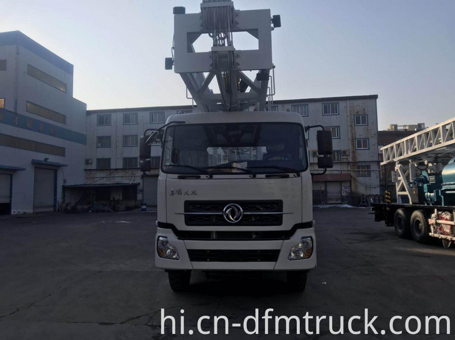 Truck Mounted Drilling Rig 3