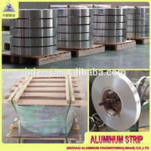 8011 aluminum alloy thin edge strip for glass