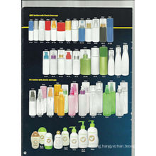 HDPE (PET) Bottles with Plastic Overcaps