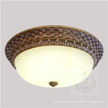 Antigua iluminación de techo de resina para sala de estar (SL92622-3)