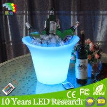 LED Bar Bucket/Ice Bucket/Illuminated Ice Bucket/Light up Ice Bucket