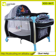 Ce approved european and australia type popular baby playpen mosquito net
