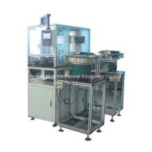 Machine de pressage automatique de plaque de recouvrement de rotor