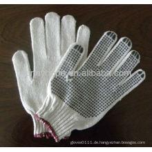 PVC-gestrickte Strickhandschuhe