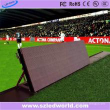 P10 SMD3535 Indoor Stadium & Gym LED Sign para hacer publicidad